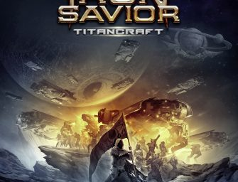 Iron Savior – Titancraft (2016)